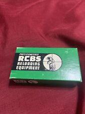2x Rcbs Reloading Equipment Die Set .243 Winchester Sporting Goods