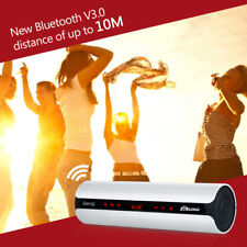 Tragbar NFC Wireless Bluetooth Speaker Lautsprecher Music Box U disk TF FM AUX