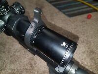 Vortex Strike Eagle 1-8x24 scope throw lever