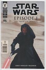 Star Wars Episode 1 Phantom Menace (1999) #3 - 1st Mace Windu Newsstand Edition