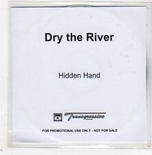 (GE256) Dry The River, Hidden Land - DJ CD