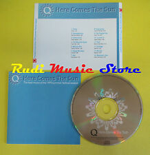 CD HERE COMES THE SUN compilation 1999 PROMO TEXAS GARBAGE ASH (C2)no lp mc dvd