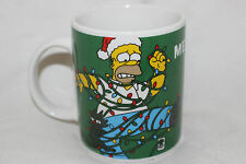 Mug Cup Tasse à café The Simpsons Matt Groening Merry Xmas