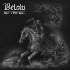 BELOW - Upon a Pale Horse (NEW*EPIC/HEAVY DOOM METAL KILLER*SORCERER*CANDLEMASS)