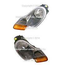 For Porsche Boxster Set of Left & Right Headlight Assembly OEM AUTOMOTIVE