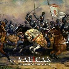 VATICAN - March Of The Kings (NEW*US METAL KILLER COMEBACK*LIEGE LORD*APOSTLE)