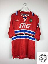 SAMPDORIA Retrò 94/95 THIRD FOOTBALL SHIRT (L) soccer jersey vintage ASICS