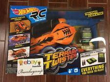 NEW Hot Wheels RC Terrain Twister, Orange by Mattel 2 DAY GET