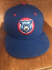 Chicago Cubs Minor League Fitted Hat 7 5:8