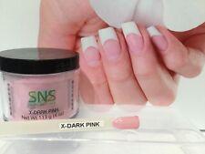 SNS X-DARK PINK 4oz 113g Signature Nail System French Nail Dipping Powder NEW