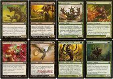 MTG Golgari Infect Deck - Praetors Glistener Elf Putrefax - Magic the Gathering