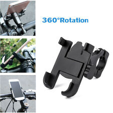 Bike & Motorcycle Phone Mount Handlebar Holder Aluminum Alloy Adjustable Holder