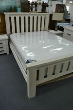 Handmade White Beds & Mattresses