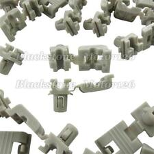 10 FOR GM AVALANCHE YUKON ESCALADE TAILGATE HANDLE DOOR LOCK ROD RETAINER CLIPS