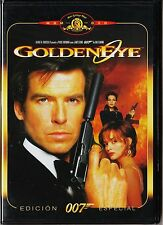 James Bond 007 nº 17: GOLDENEYE con Pierce Brosnan. 1995