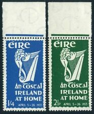 Ireland 147-148,MNH.Michel 116-117. National Festival An Tostal,1953.