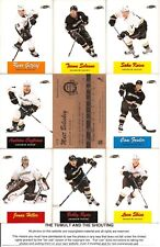 2012-13 OPC O-Pee-Chee Retro Anaheim Ducks Master Team Set (16)