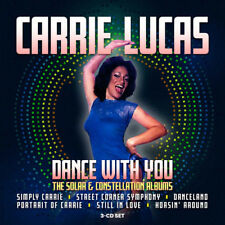 Carrie Lucas : Dance With You: The Solar & Constellation Albums CD Box Set 3