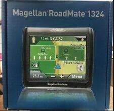 Magellan Roadmate 1324 Gps Navigation, 3.5 Inches, Usa/Canada- Factory Sealed