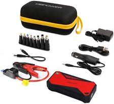 18000Mah Portable Car Jump Starter Booster Jumper Box Power Bank Battery Charger
