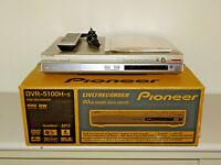 Pioneer DVR-5100H DVD-Recorder / 80GB HDD in OVP, FB&BDA, 2 Jahre Garantie