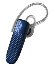 Universal Bluetooth Headset w/ Mic Music for iPhone 8 7 6S 6, Samsung, LG, Blue