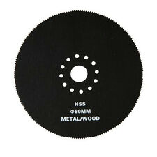 Circular Saw Blade for 10.8V Multi-Cutter - For Wood, Plastic & Thin Metals