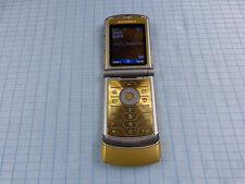 Original Motorola RAZR V3i D&G / Dolce & Gabbana. Ohne Simlock! Neuwertig! TOP!