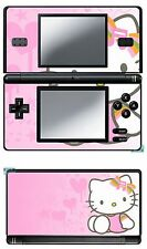 SKIN STICKER AUTOCOLLANT DECO POUR NINTENDO DS LITE REF 3 KITTY B