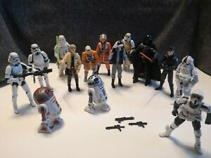 Star wars vintage collection Figure Bundle