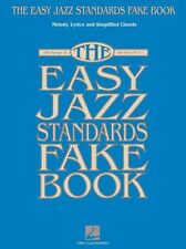 The Easy Jazz Standards Fake Book Learn to Play Lyrics Guitar Chords Music Book