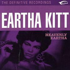 Heavenly Eartha Eartha Kitt CD sealed 2003 Bmg/Camden 14 tracks Import Australia
