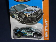 Hot Wheels 2013 HW Stunt Drift Race #84 '08 Ford Focus  Black