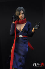 1/6th Scale Ada Wong Costume Resident Evil Female Clothes F 12'' Figure Doll