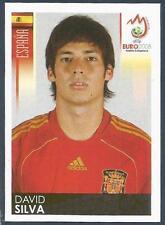 PANINI EURO 2008- #430-ESPANA-SPAIN-DAVID SILVA