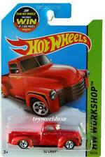 2015 Hot Wheels #244 HW Workshop Then and Now '52 Chevy