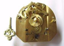 Le Castel 1886 Uhrwerk clock movements 1/2 Stundenschlag auf Glocke, Schlüssel
