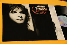 MELISSA ETHERIDGE LP BRAVE AND CRAZY ORIG GERMANY 1989 NM !!!!!!!!!!!!!!