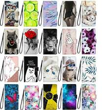 For ZTE Blade A3 A5 A7 2020 V10 Vita L8 Flip Magnetic Leather Wallet Case Cover