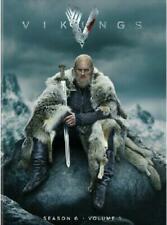 Vikings: Season 6 Volume 1 [2020 New DVD]