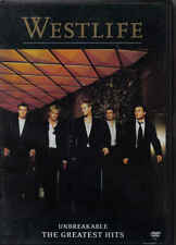 Westlife-Unbreakable The Greatest Hits Music DVD