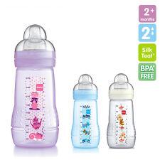 MAM Baby Bottle 330ml - Pink