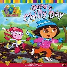 Kids new paperback gr K-2:Dora the Explorer Dora's Chilly Day-surprise Abuela?
