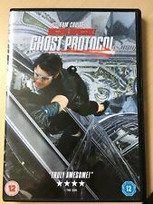 Mission Impossible Ghost Protocol DVD (UK Region 2)