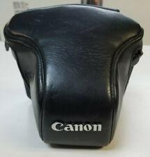 OLD VINTAGE CANON 35MM CASE FOR FILM CAMERA SLR