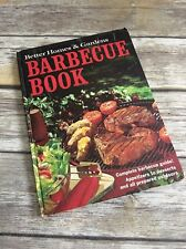 better homes and gardens cookbook. Better Homes And Gardens Barbecue Book 1967 Compete Guide Cookbook
