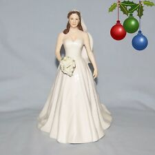 ROYAL DOULTON Wedding Day Princess CATHERINE FIGURINE HN5559 BOX CERTIFICATE