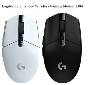 Logitech G305 G304 Lightspeed Wireless Gaming Mouse 6 Buttons 12000 DPI White