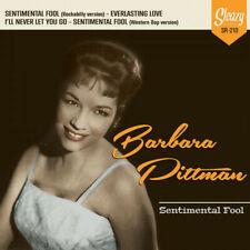 45 EP Barbara Pittman - Sentimental Fool ( Vinyl, 7″45 RPM - Rockabilly )Sealed