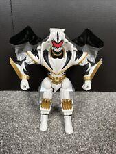 Bandai Power Rangers Dino Thunder White  Ranger 2003